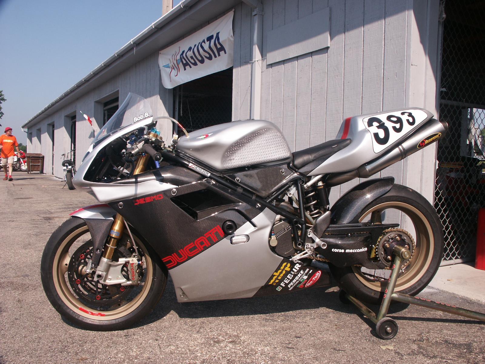 Bob Berger RS Ducati