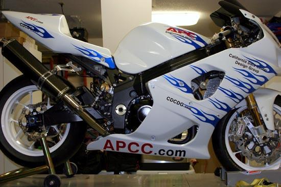 Gary Gagliano Suzuki GSXR 1000