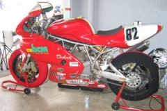 BCM Ducati 900SS Gut Buster