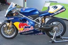 Brad Miller Ducati RS Corse