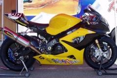 Dean Mizdal Suzuki GSXR 1000