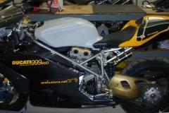 Evoluzione Ducati 999