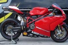 Johan Fizgal Ducati 749R