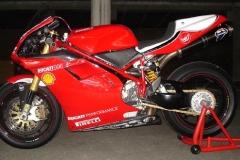 Johan Fizgal Ducati RS