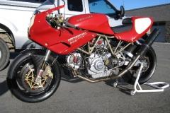 Joseph Bernfeld Ducati 900SS Bike